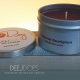 Cabernet Sauvignon Soy Candle by DEEJ DOES